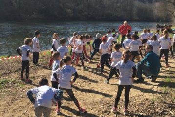 Le Castres Athlétisme venu en nombre à Vielmur