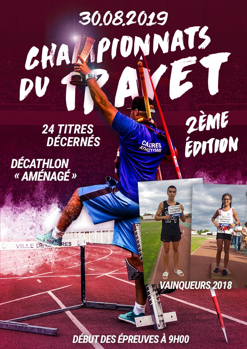 Championnat du Travet 2019 (2ème édition)